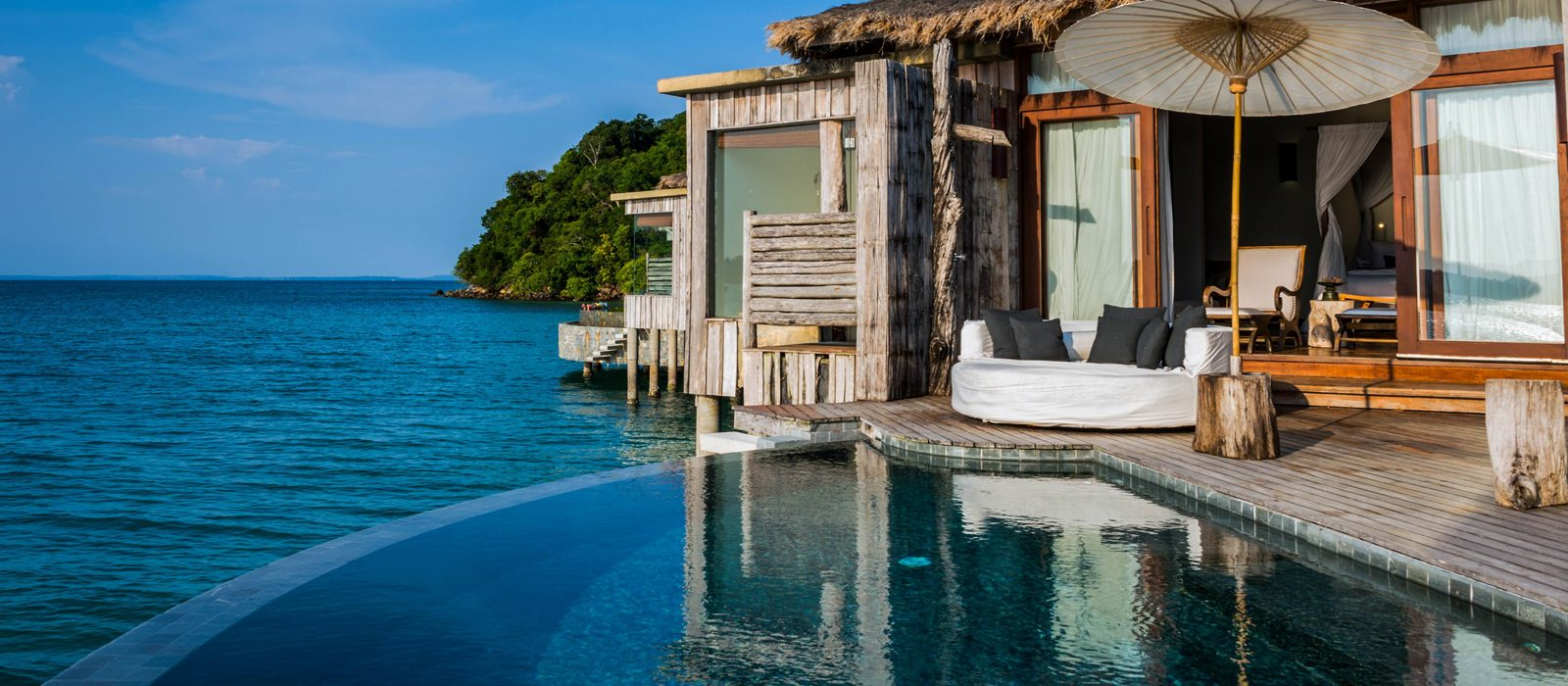 Luxury Cambodia Holiday Packages Song Saa Private Island Resort Cambodia Header