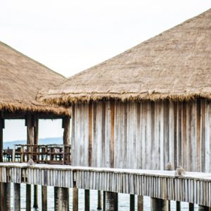 Luxury Cambodia Holiday Packages Song Saa Private Island Resort Cambodia Jetty