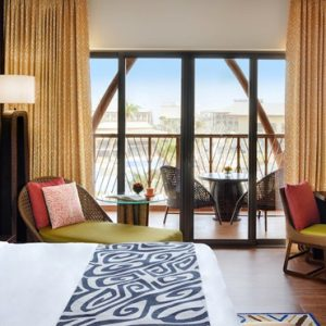 Luxury Dubai Holiday Packages Lapita Dubai Parks And Resorts Pool View King Room