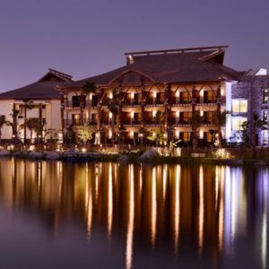 Luxury Dubai Holiday Packages Lapita Dubai Parks And Resorts Exterior