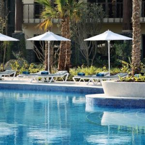Luxury Dubai Holiday Packages Lapita Dubai Parks And Resorts Pool