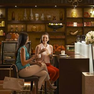 Luxury Philippines Holiday Packages Fairmont Makati Cafe Macaron