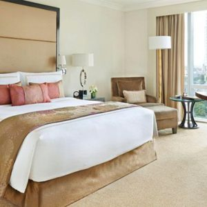 Luxury Philippines Holiday Packages Fairmont Makati Deluxe Room