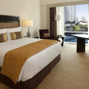Luxury Philippines Holiday Packages Fairmont Makati Fairmont Room