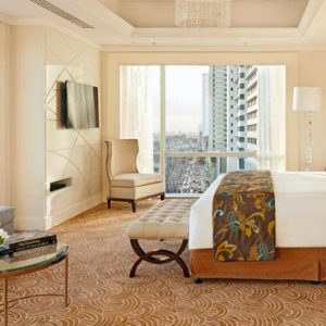 Luxury Philippines Holiday Packages Fairmont Makati Presidential Suite 2