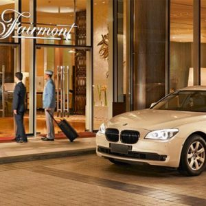Luxury Philippines Holiday Packages Fairmont Makati Exterior 2