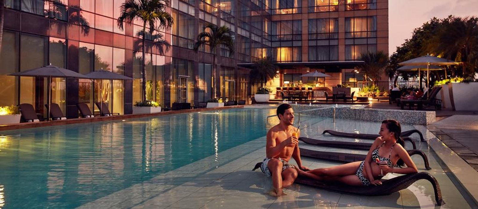 Luxury Philippines Holiday Packages Fairmont Makati Header