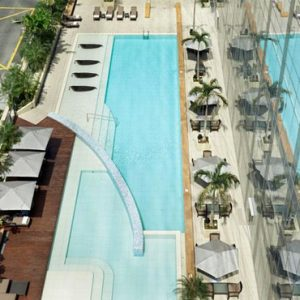 Luxury Philippines Holiday Packages Fairmont Makati Pool