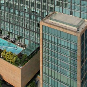 Luxury Philippines Holiday Packages Raffles Makati Philippines Exterior