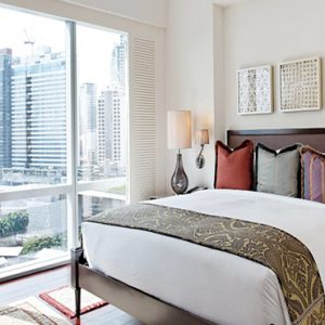 Luxury Philippines Holiday Packages Raffles Makati Philippines One Bedroom Raffles Residence