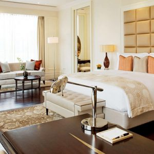 Luxury Philippines Holiday Packages Raffles Makati Philippines Presidential Suite