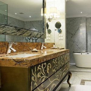 Luxury Philippines Holiday Packages Raffles Makati Philippines Presidential Suite 2