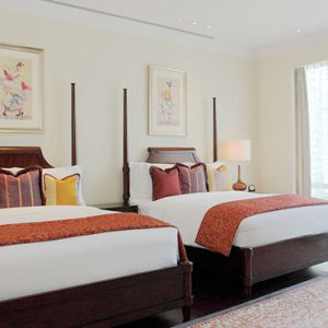 Luxury Philippines Holiday Packages Raffles Makati Philippines Presidential Suite 3