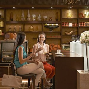 Luxury Philippines Holiday Packages Raffles Makati Philippines Cafe Macaron