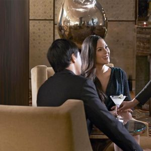 Luxury Philippines Holiday Packages Raffles Makati Philippines Fairmont Lounge