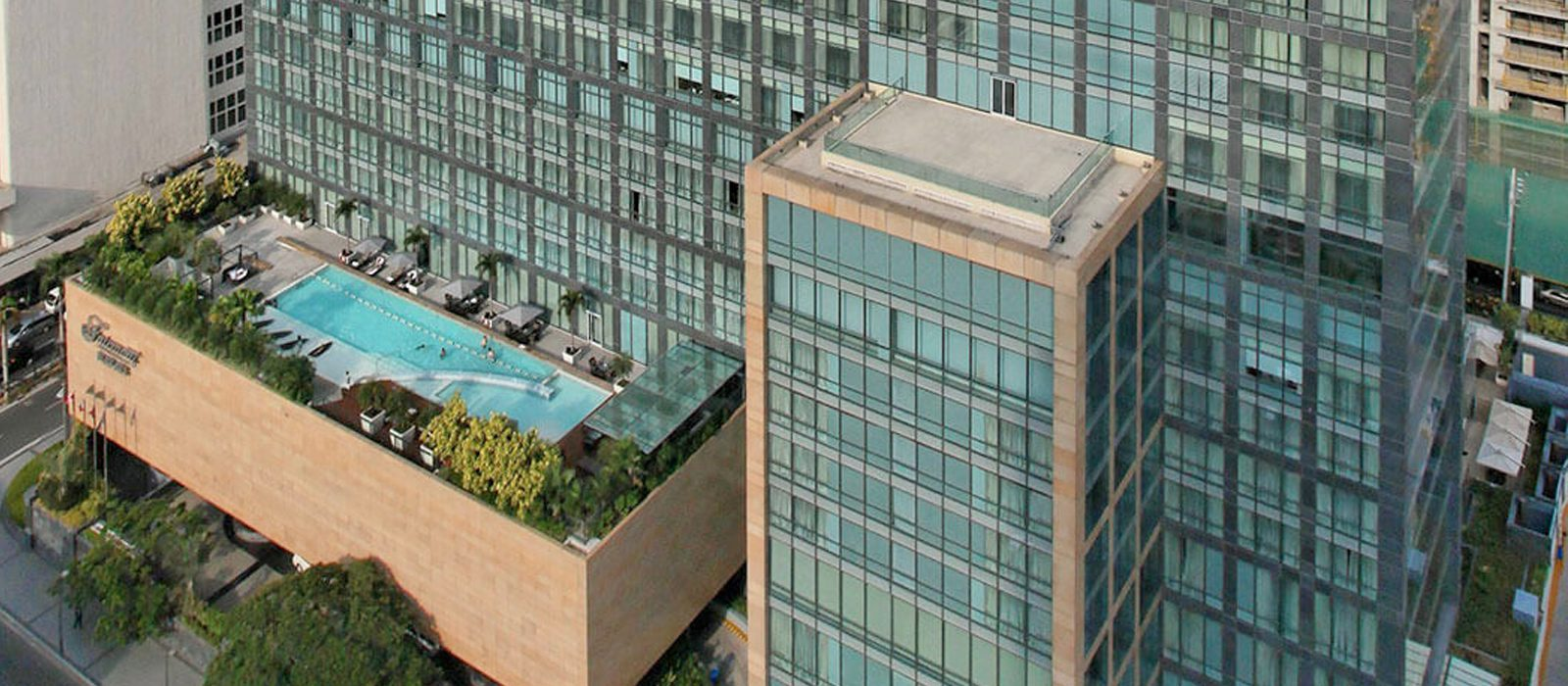 Luxury Philippines Holiday Packages Raffles Makati Philippines Header