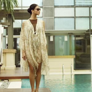 Luxury Philippines Holiday Packages Raffles Makati Philippines Pool