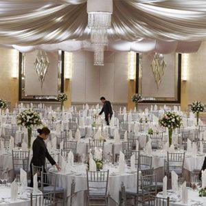 Luxury Philippines Holiday Packages Raffles Makati Philippines Weddings