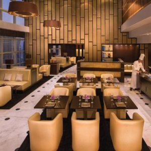 Dubai Honeymoon Packages Jumeirah Emirates Towers Dining 4