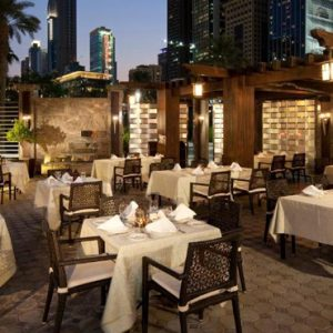 Dubai holiday Packages Jumeirah Emirates Towers Dining 5