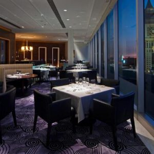 Dubai holiday Packages Jumeirah Emirates Towers Dining 8