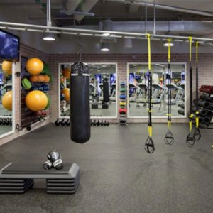 Dubai holiday Packages Jumeirah Emirates Towers Gym 2