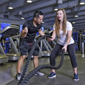 Dubai holiday Packages Jumeirah Emirates Towers Gym 3