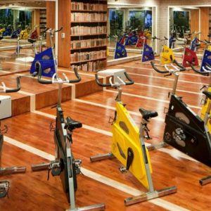Dubai holiday Packages Jumeirah Emirates Towers Gym 4