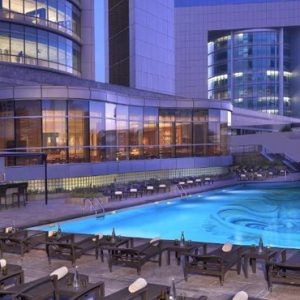 Dubai holiday Packages Jumeirah Emirates Towers Pool 3