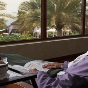 JA Palm Tree Court Dubai holiday Packages The Spa