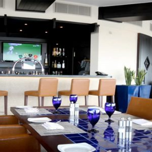 JA Palm Tree Court Dubai holiday Packages Shooters Restaurant And Bar