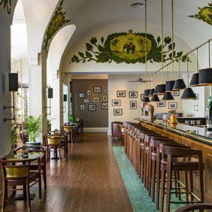 Luxury Cambodia Holiday Packages Raffles Hotel Le Royal Elephant Bar
