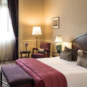 Luxury Cambodia Holiday Packages Raffles Hotel Le Royal Landmark Room