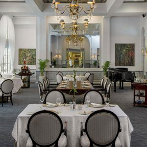Luxury Cambodia Holiday Packages Raffles Hotel Le Royal Restaurant Le Royal