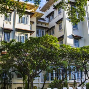 Luxury Cambodia Holiday Packages Raffles Hotel Le Royal Exterior 2