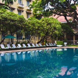 Luxury Cambodia Holiday Packages Raffles Hotel Le Royal Pool