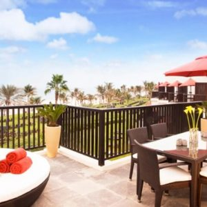Luxury Dubai Holiday Packages JA Palm Tree Court Dubai Sea View Residence Two Bedroom Suite 3