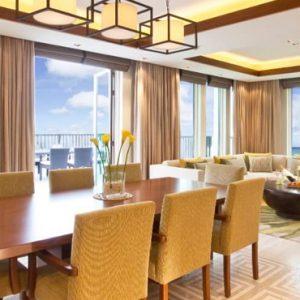 Luxury Dubai Holiday Packages JA Palm Tree Court Dubai Sea View Residence Two Bedroom Suite 4