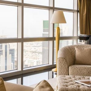 Luxury Dubai Holiday Packages Jumeirah Emirates Towers Presidential Suite