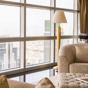 Luxury Dubai Holiday Packages Jumeirah Emirates Towers Presidential Suite 9