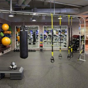 Luxury Dubai Holiday Packages Jumeirah Emirates Towers Gym