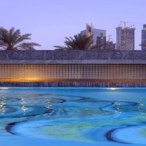Luxury Dubai Holiday Packages Jumeirah Emirates Towers Pool