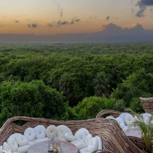 Luxury Mexico Holiday Packages Azulik Resort Mexico Kon Toh