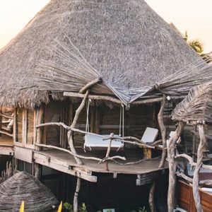 Luxury Mexico Holiday Packages Azulik Resort Mexico Mayan Villa