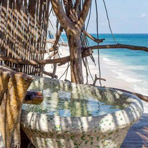 Luxury Mexico Holiday Packages Azulik Resort Mexico Sky Villa 3