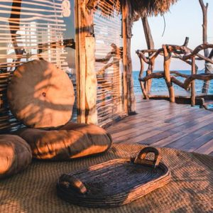 Luxury Mexico Holiday Packages Azulik Resort Mexico Terrace