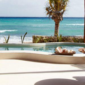 Luxury Mexico Holiday Packages Viceroy Riviera Maya Mexico Beachfront Villa