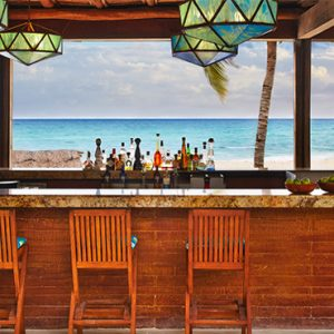 Luxury Mexico Holiday Packages Viceroy Riviera Maya Mexico Coral Grill And Bar