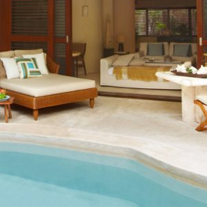 Luxury Mexico Holiday Packages Viceroy Riviera Maya Mexico Ocean View Two Level Villa 2