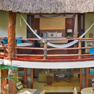 Luxury Mexico Holiday Packages Viceroy Riviera Maya Mexico Ocean View Two Level Villa 3